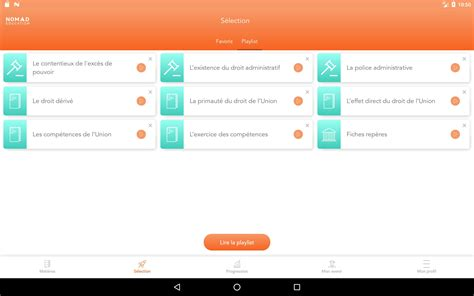 Licence Droit for Android - APK Download