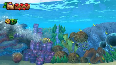 Funky Kong Returns In Donkey Kong Country: Tropical Freeze