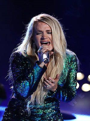 How Long Has Carrie Underwood Be singing the Sunday Nite