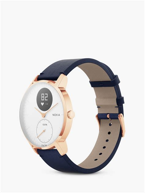 Withings / Nokia Steel HR Activity Tracking Watch, 36mm