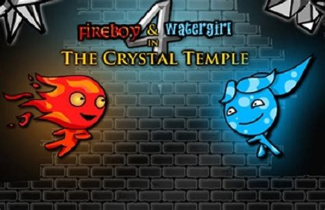 FireBoy and WaterGirl 4 - Cool Math Games for Kids