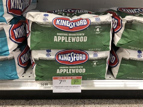 Kingsford Charcoal Briquets Only $6