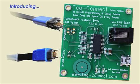 microcontroller - About spring loaded solderless connector