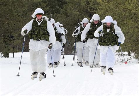 Ski and Shoot competition | Canadian Forces Base Petawawa