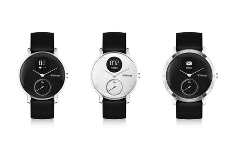 Review: Withings/Nokia Health Steel HR Smartwatch