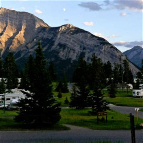 Two Jack Main Campground   Banff National Park