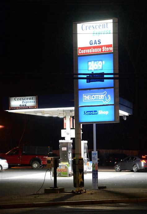 Another Brockton gas station robbed at knifepoint - News