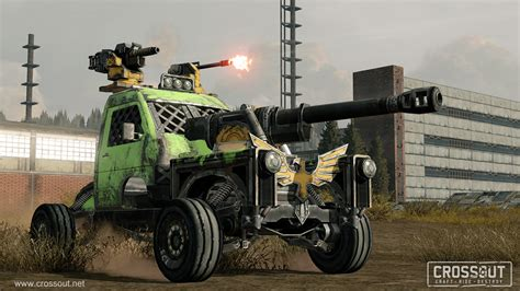 CrossOut - Play online for free | Youdagames