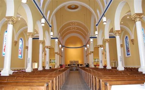 Cathedral Re-Opens After Face Lift and Paint Job