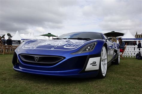 Vilner is Back with Custom Rimac Concept One and