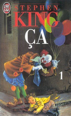 Too Much Horror Fiction: Stephen King's It: The French
