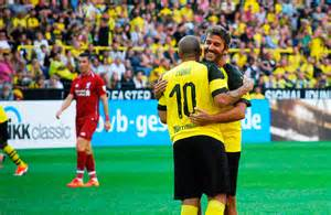 Borussia Dortmund's Season Opening pleases young and old