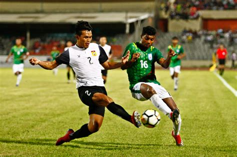Bangladesh enter Fifa World Cup qualifiers with goalless