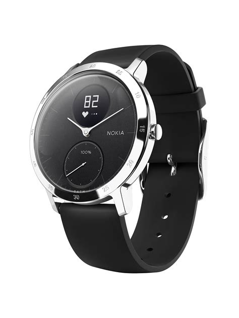Withings / Nokia Steel HR Activity Tracking Watch, 40mm