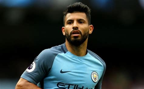 Sergio Aguero to miss Manchester United game after being