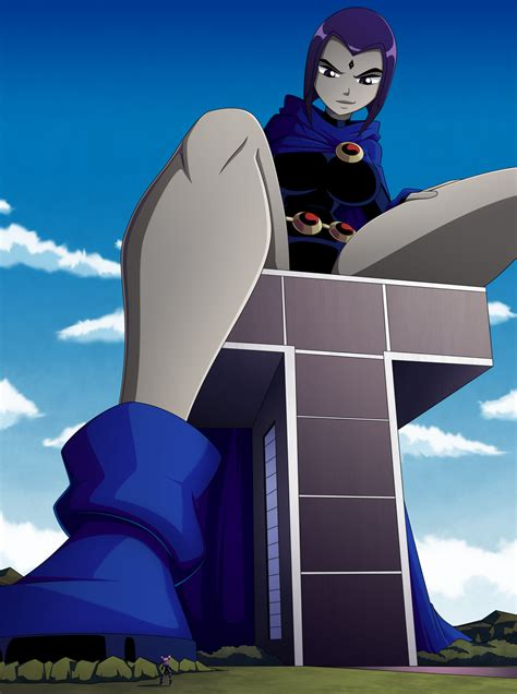Teen Titans and Teen Titans GO GTS pictures - Page 1