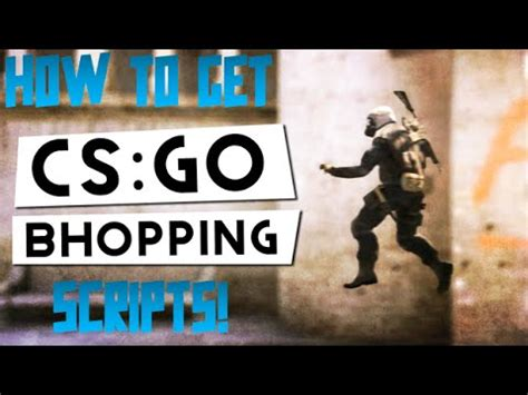 How to get a BHop Script in CSGO, TF2, etc