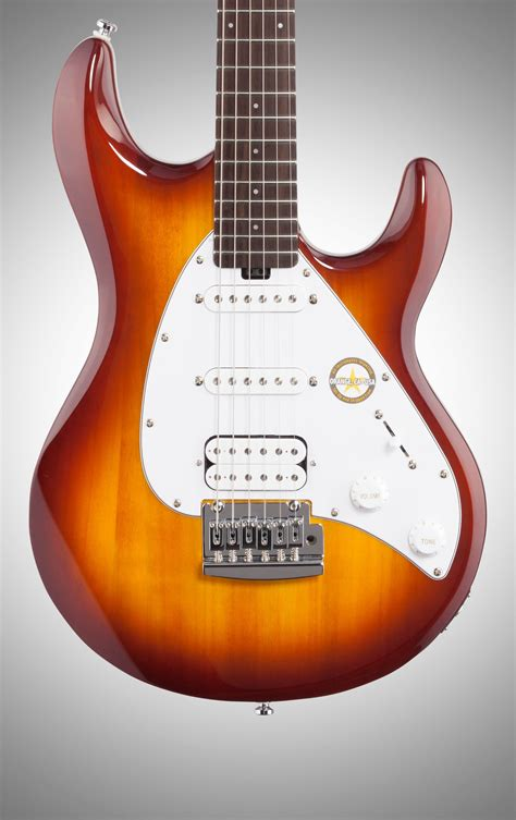 Sterling by Music Man Silo3 SUB Silhouette Electric Guitar