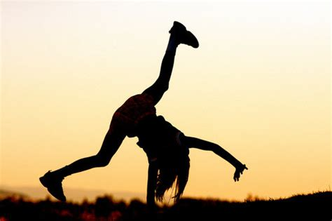 Cartwheel Challenged? Some strategies… | Dance Out Loud