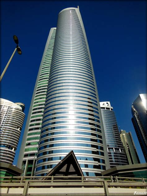Which Dubai office tower registered costliest deal