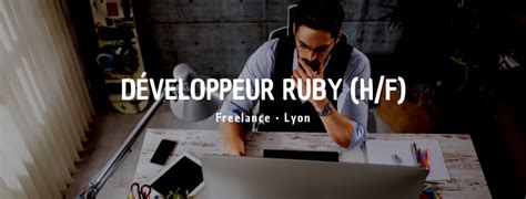 Développeur Ruby (H/F) - Insitoo Grenoble - Mission