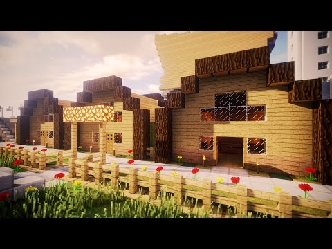 Minecraft: Time-Lapse Video of SEUS Shaders v10