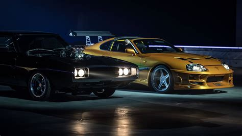 Fast & Furious Live Cars Head To Auction