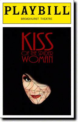 Kiss of the Spider Woman (musical) - Wikipedia
