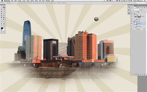 How to create urban art in Photoshop, part 1   Photoshop