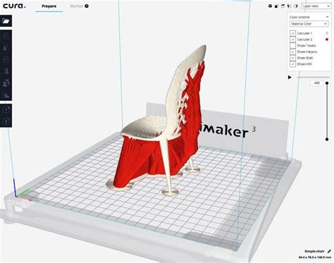 New Features in Cura 3