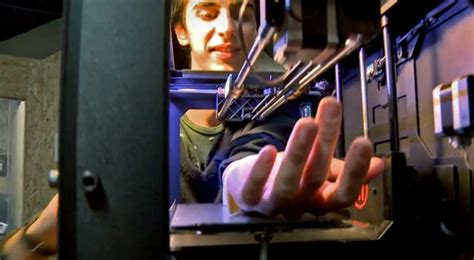 MakerBot 3D Printer Hacked to Become Automated Tattooing