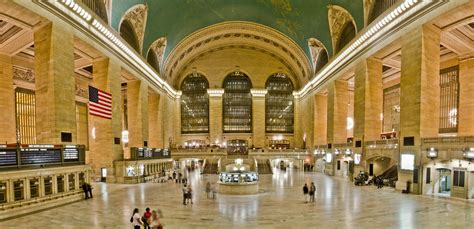 Grand Central Terminal: Interior | I didn't get to go