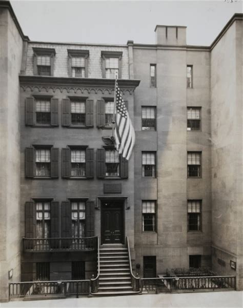Places - Theodore Roosevelt Birthplace National Historic