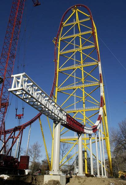 Cedar Point builds record-breaking coaster - The Blade