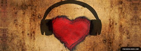 Listen To Your Heart Facebook Cover - fbCoverLover