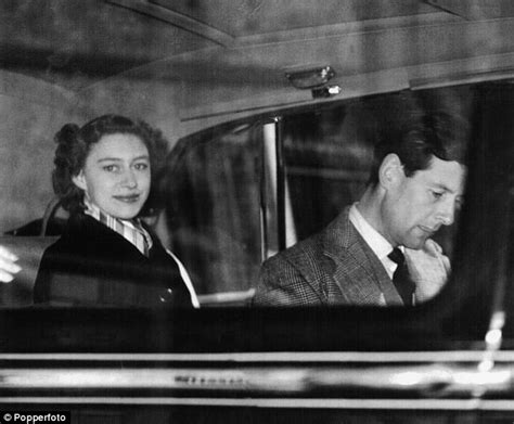 Did Princess Margaret's lover sleep with her at 17