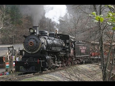 Dollywood Express: 192 Opens up the Season - YouTube