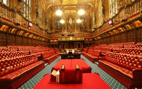 Houses of Parliament, English Parliament Building with