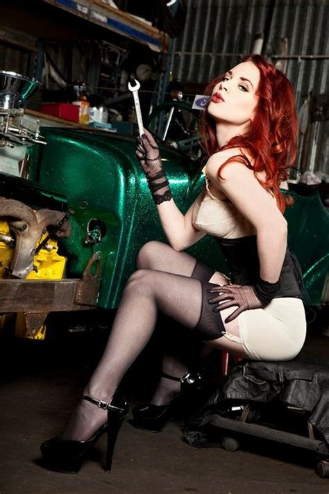 Sexy Pin Up Girls To Better Your Mood - Barnorama