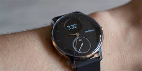 Withings Steel HR review: Classy on the outside