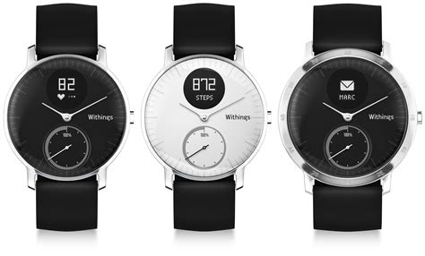 Withings Steel HR could be the best looking fitness