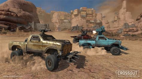 Crossout Review and Download