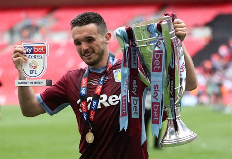 Manchester United to pay £50m for John McGinn? 'I'd be
