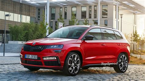 Will The 2021 Skoda Karoq RS Fill In A Niche That