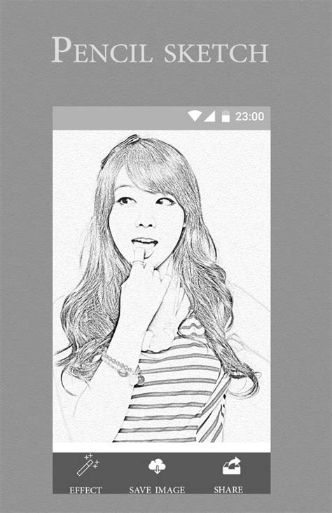 Sketch Photo Editor for Android - APK Download