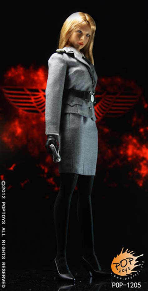 Incoming: Pop Toys 1/6 scale German Female Instructors