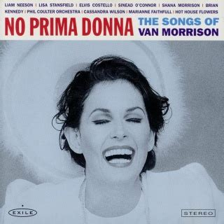 No Prima Donna: The Songs Of Van Morrison - The Elvis