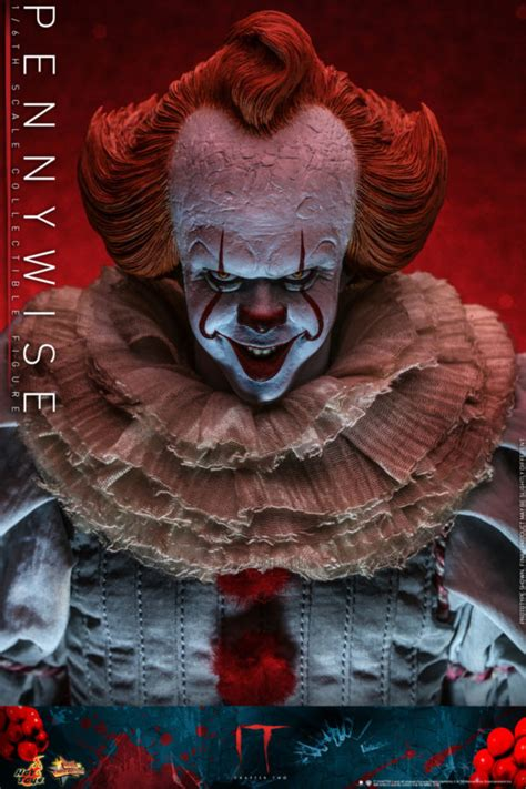 Hot Toys' It Chapter Two Movie Masterpiece Series