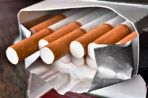 Cigarette Pack Stock Photos, Pictures & Royalty-Free