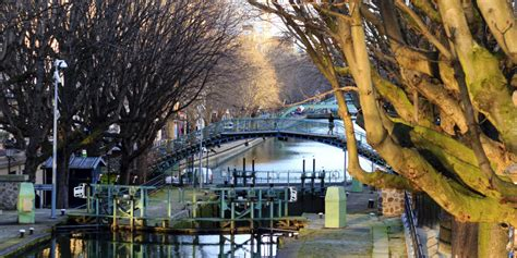 Ultimate Guide To Paris's Trendy Canal Saint-Martin | HuffPost